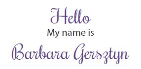 Hello-My-Name-Is-Barbara-Gersztyn